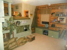 30+ Most Wonderful Army Bedroom Design Ideas / FresHOUZ.com
