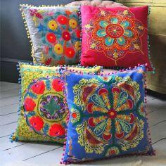 Bohemian Style Pillows