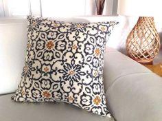 Bohemian Teal Pillows