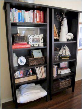 Bookshelf Organization Ideas