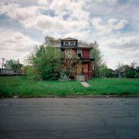 City Of Detroit Abandoned Houses