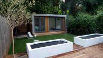 Contemporary Minimalist Garden