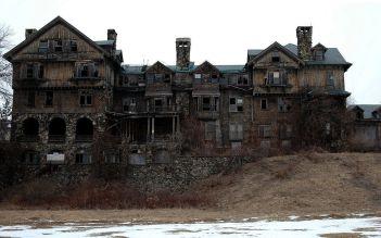 Creepy Abandoned Mansion