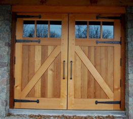 Custom Garage Barn Doors