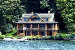 Custom Lake Home Designs