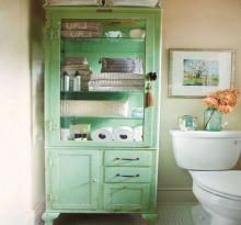DIY Bathroom Storage Idea