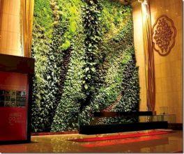 DIY Vertical Indoor Garden Wall