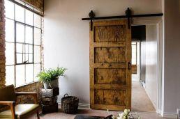 Foot Sliding Barn Doors Interior