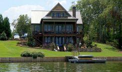 House Beautiful Homes On Lake