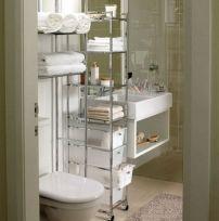 Idea Storage Bathroom Organization