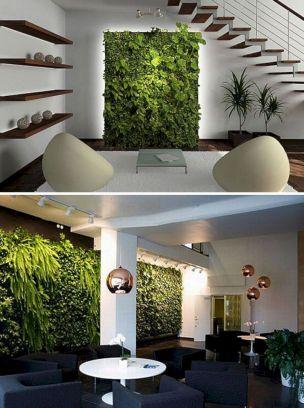 Indoor Vertical Herb Wall Gardens