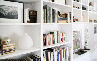 Inspiration Styling Bookshelves