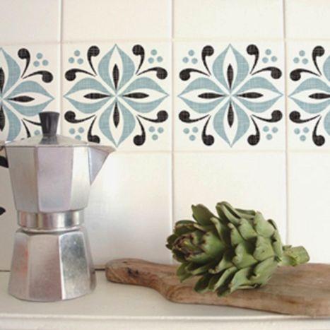 Kitchen Backsplash Tile Stickers