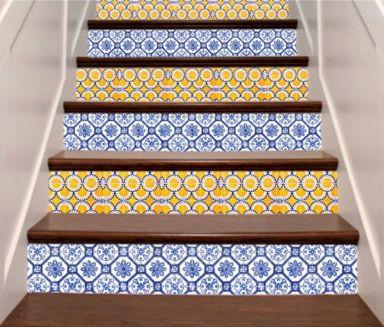 Kitchen Tile Decals Sticker Idea