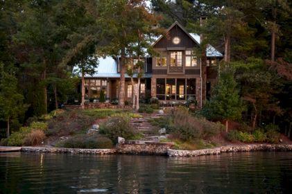 Lake Burton Home
