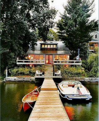Lake House New York