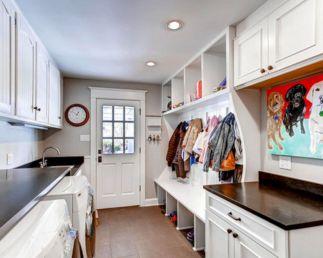 Laundry Room Mudroom Design Ideas