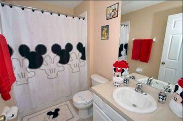 Mickey Mouse Bathroom Decor Ideas