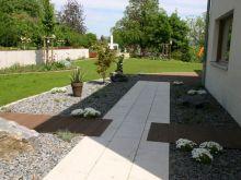 Minimalist Garden Designs
