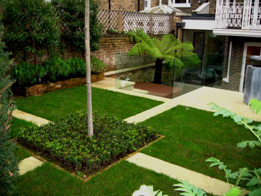 Minimalist Garden (Minimalist Garden) design ideas and photos on Minimalist Backyard Design id=94257