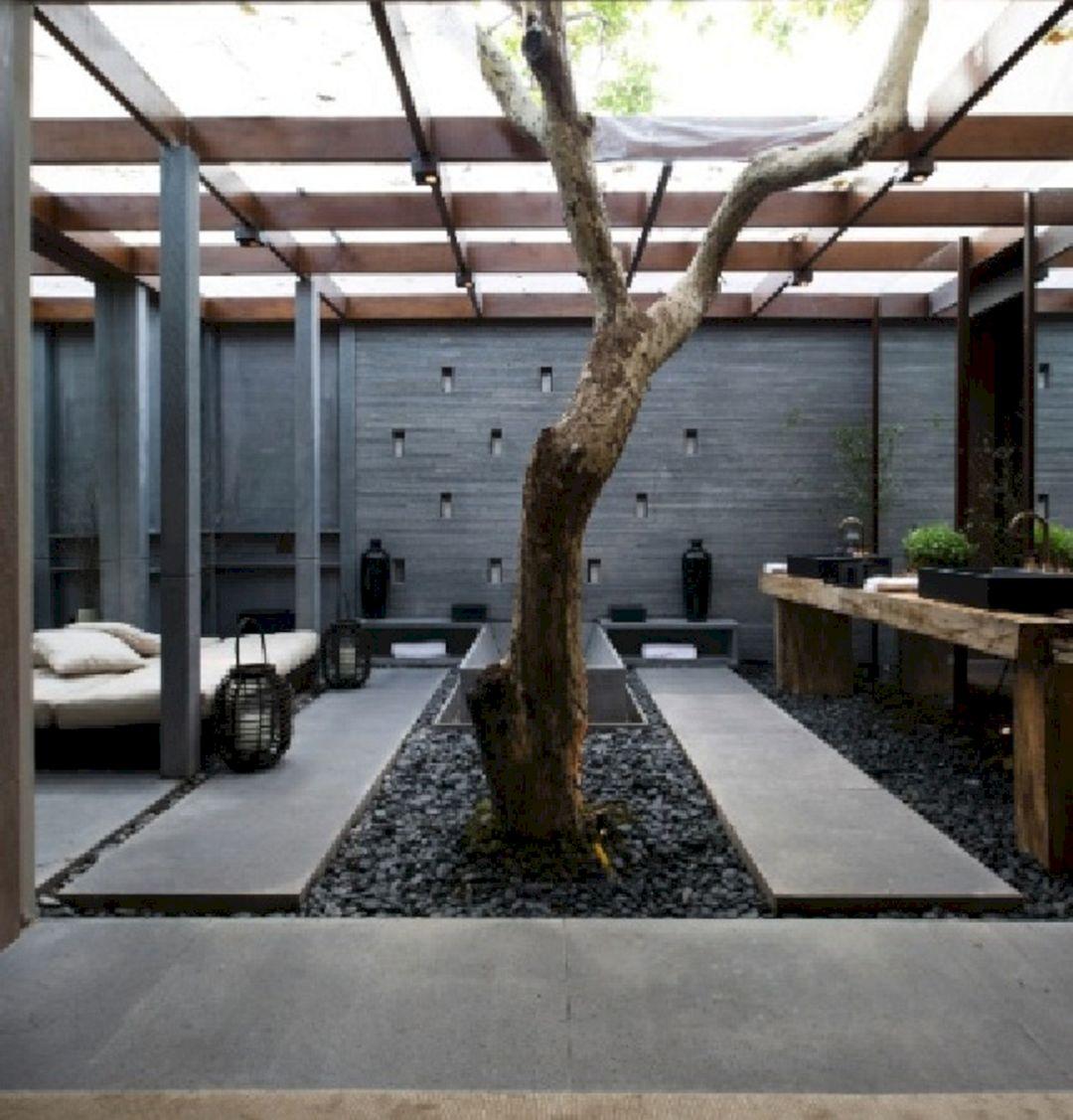 Minimalist Outdoor Garden (Minimalist Outdoor Garden ... on Minimalist Backyard Design id=83492