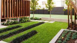 Minimalist Outdoor Gardens