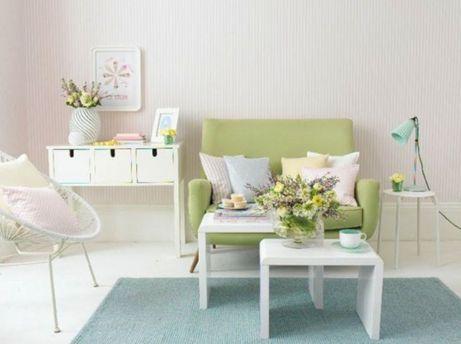 Pastel Living Room Design Ideas