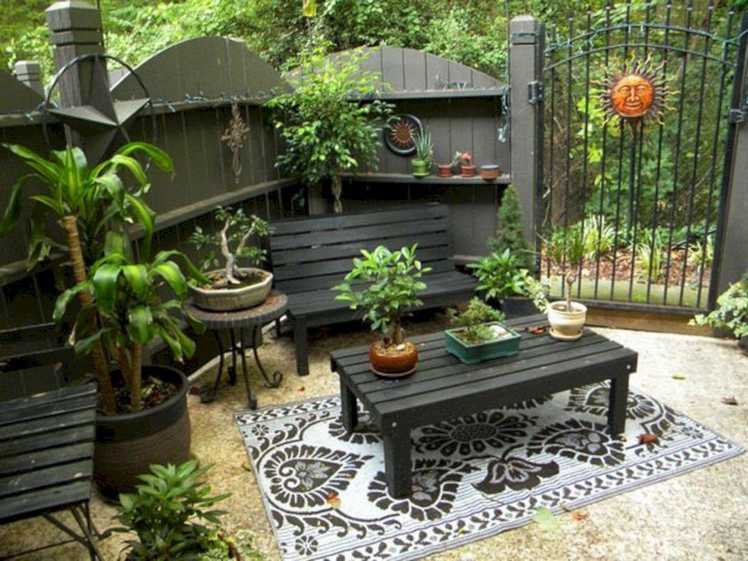 Patio Ideas For Small Spaces Ideas (Patio Ideas For Small ... on Small Patio Design Ideas id=27257