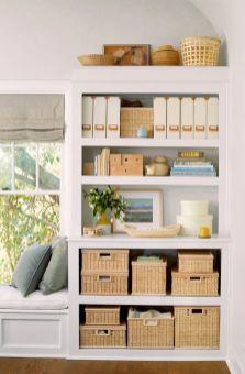 Redbook Bookshelf Styling Organization Storage Edited