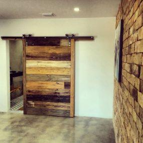 Sliding Barn Door Designs