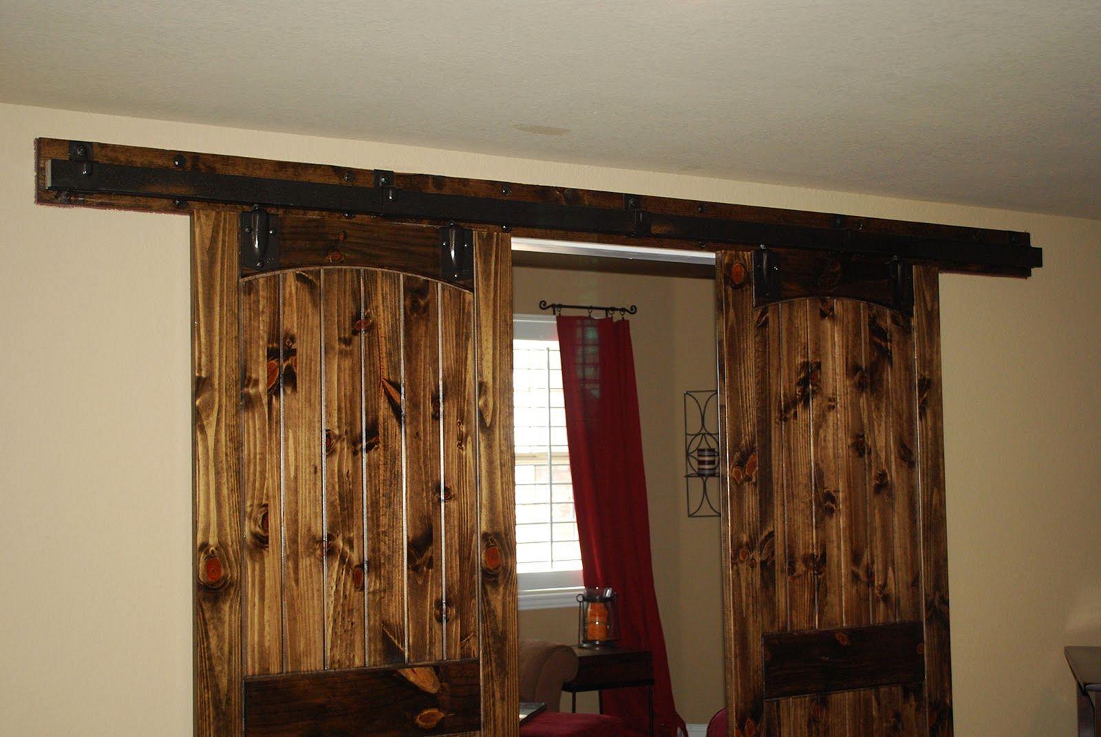 Sliding Barn Doors Interior