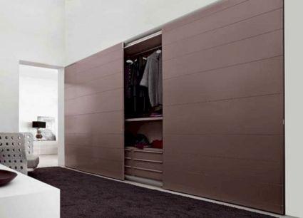 Sliding Door Wardrobe Closet Designs