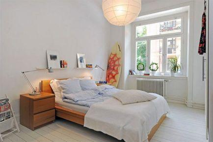 Small Apartment Bedroom Decorating Ideas