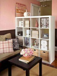 Small Apartment Living Room Decorating Idea