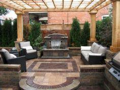 Small Backyard Patio Design Idea