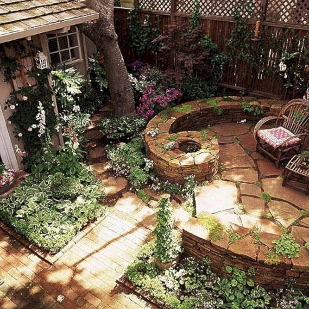 Small Backyard Patio Design Ideas (Small Backyard Patio ... on Small Outdoor Yard Ideas id=28289