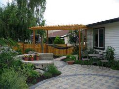 Small Backyard Patio Idea Design