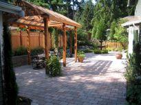 Small Backyard Paver Patio Ideas Design