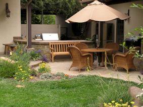 Small Backyards Patio Design Ideas
