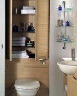 Small Bathroom Storage Design Ideas
