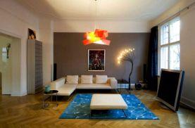 Small Modern Studio Apartment Interior Design