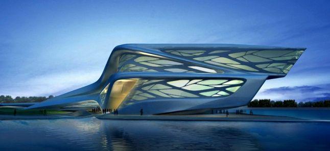 Zaha Hadid Abu Dhabi Performing Arts