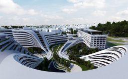 Zaha Hadid Build