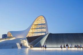 Zaha Hadid Heydar Aliyev Centre