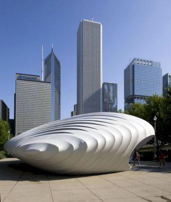 Zaha Hadid Pavilion