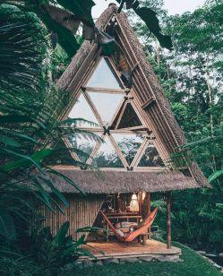 Beautiful Village Tree House