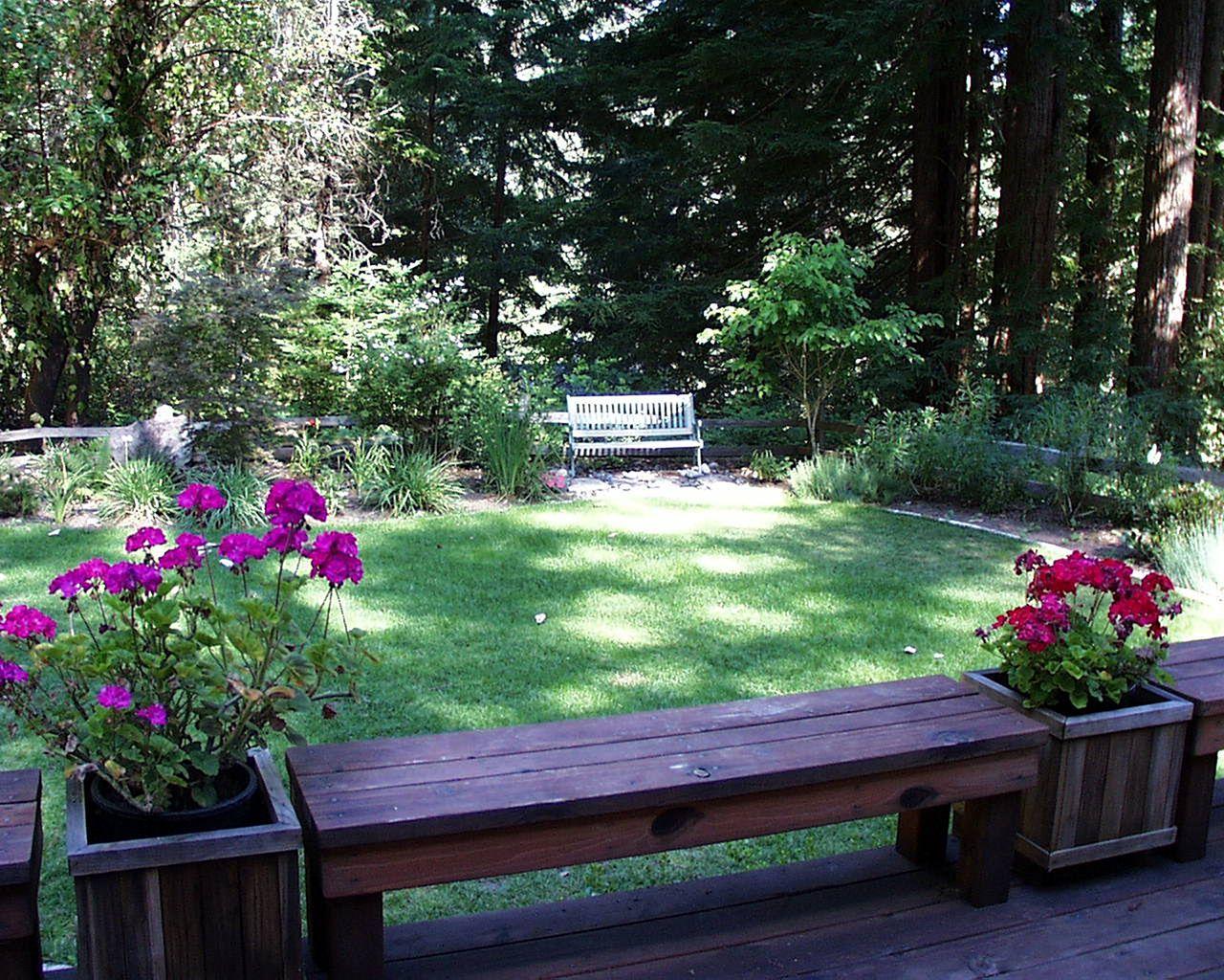 Best Back Yard Garden Designs (Best Back Yard Garden ... on Best Backyard Landscaping id=68036