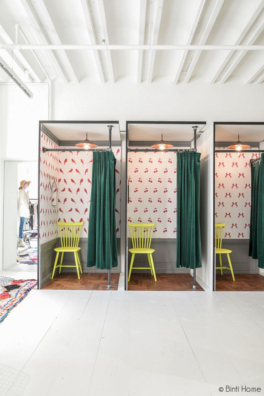Interior design ideas for fashion boutique 86