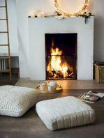 Cozy Winter Living Room Design