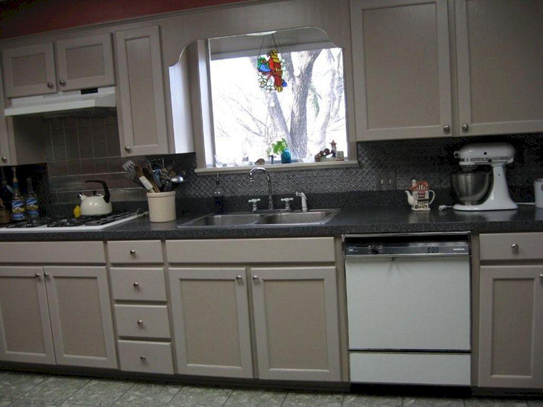 Beautiful Metal Kitchen Backsplash Tiles Pictures Inspiration
